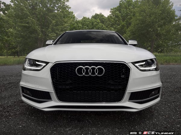 rs4 grill for b8 5 s4 page 4 audiworld forums. Black Bedroom Furniture Sets. Home Design Ideas