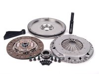 ES#125 - ESR198031S1 - Stage 1 Clutch Kit - Steel Flywheel (14lbs.) - Great for daily driven, and mildly tuned cars  - ECS - Audi Volkswagen
