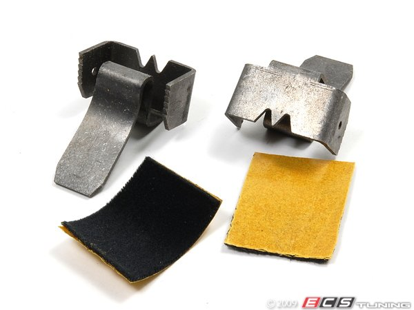 ES#440715 - 8E0898035 - Seat Back Repair Kit - Used to reattach the plastic backing to the seat  - Genuine Volkswagen Audi - Audi