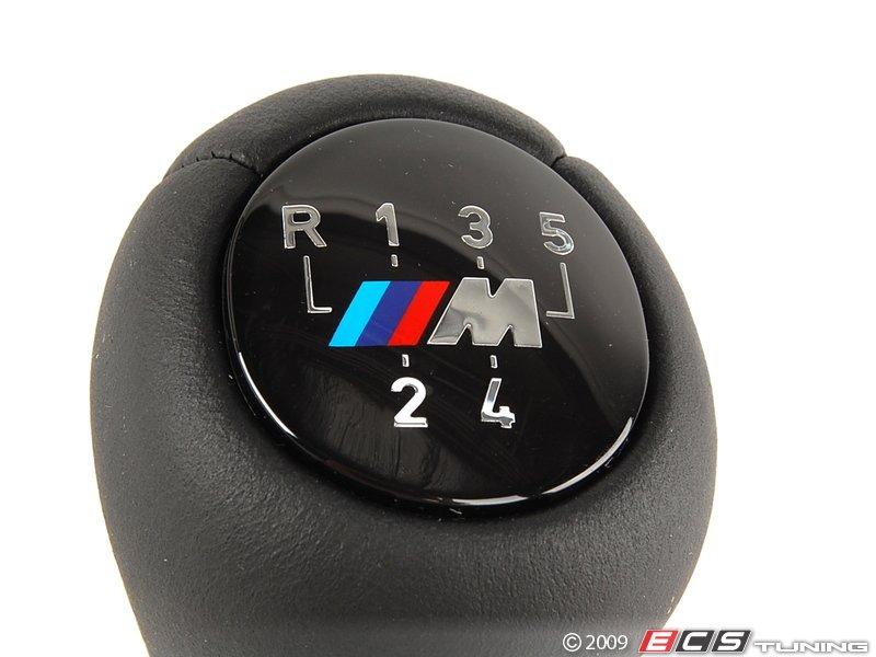 Bmw E46 330i M54 3 0l 25117896031 Zhp Shift Knob 5
