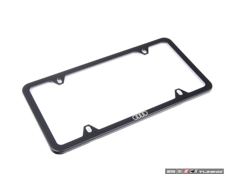 License Plate Frame Replacement - Page 2 - Audi Q3 Forum