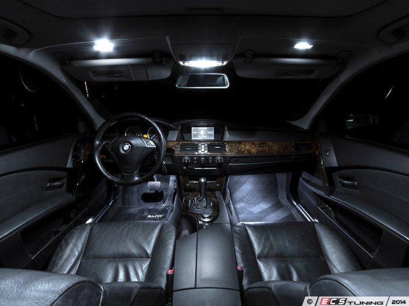 Bmw E60 535xi N54 3 0l E60ledinter Master Led Interior