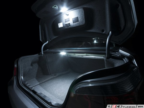 Ecs Tuning Ziza Led Interior Lighting Kit For Bmw
