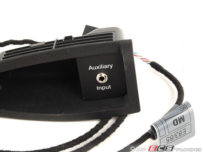 Bmw Z4 2 5i M54 2 5l 82110142174 Auxiliary Input Kit