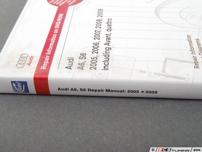Service Manual Audi A6 Ukbtzrp