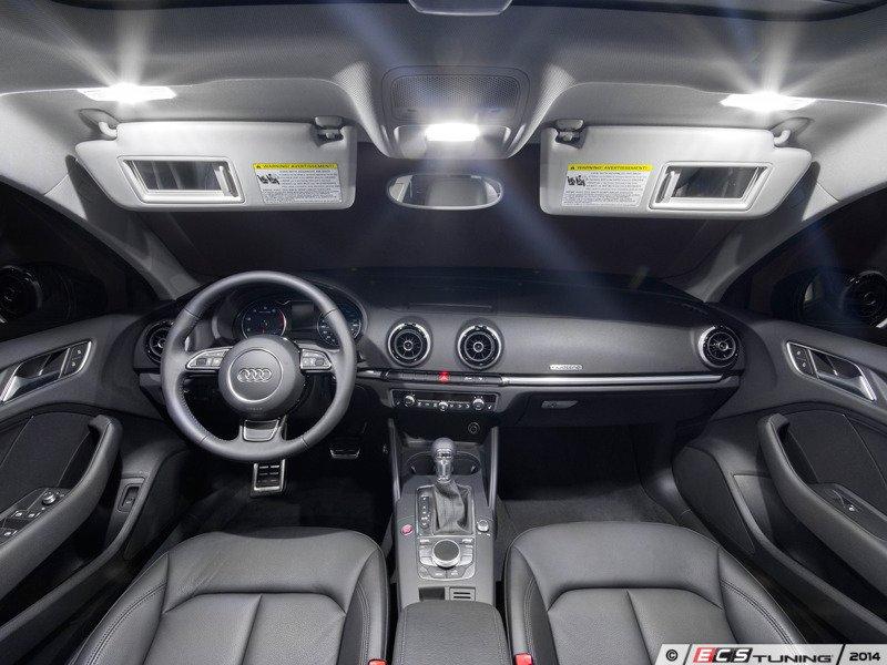 Ecs News Audi 8v S3 Ziza Interior Led Lighting Kit
