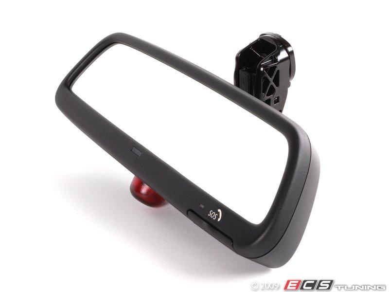 Bmw E46 M3 S54 3 2l 51167126522 Rear View Mirror Es