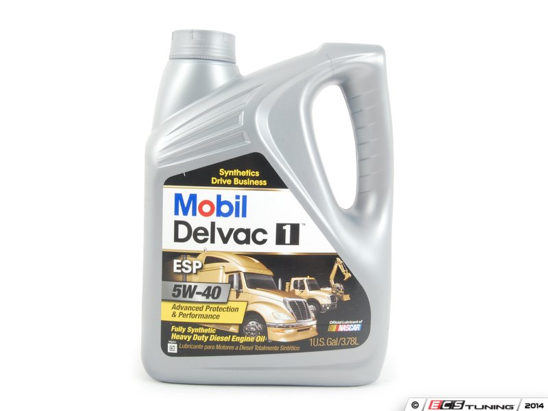 Q1090051 Mobil Delvac 1 5w 40 Full Synthetic Engine Oil
