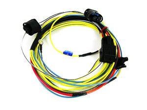 ECS Fog Light Wiring Harness H11 Bulbs vw rabbit forum \