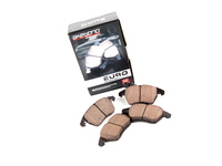 Akebono Front Euro Ceramic Brake Pad Set