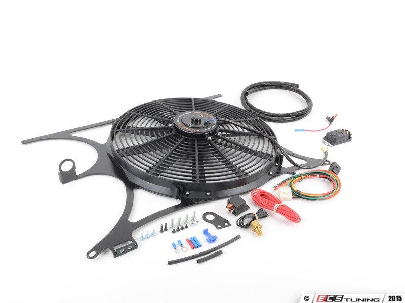 ECS News BMW E36 M3 Mishimoto Electric Cooling Fan Shroud Kit