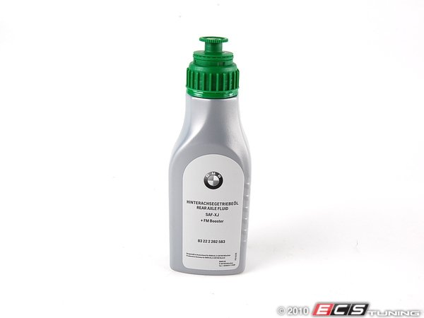 ES#197413 - 83222282583 - Motorsport Rear Differential Fluid - .5 Liter - Includes friction modifiers to reduce noise during low speed cornering - Genuine BMW - BMW