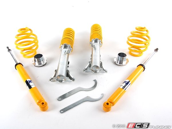 Streetline Coilover System - Non-Adjustable Dampening