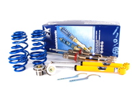 Silverline Coilover System - Non-Adjustable Shocks