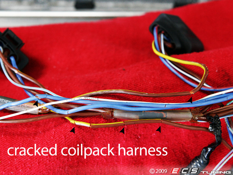 Coil Pack Wiring Harness Replacement 1 8t : Audi a t coil pack harness free engine image