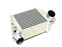 Side Mount Intercooler - Polished